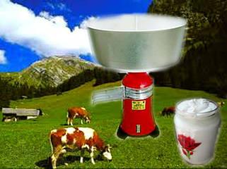 Сепараторы для молока и молочные бидоны