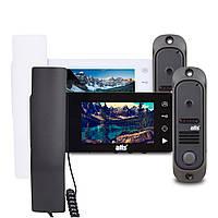 Комплект відеодомофона ATIS AD-440MW/MB Kit box