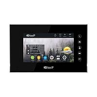 IP відеодомофон Bas-IP AQ-07 BLACK