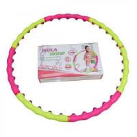 Обруч массажный Hula Hoop JS - 6013 Sport Hoop