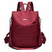 Женский городской рюкзак - сумка. Стильные женские рюкзаки