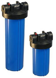 Корпус фильтра Big Blue BB20 (с ключом и креплением)