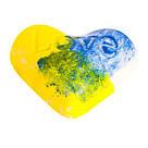 """Шоколадные конфеты ручной работы """"Сердце"""", 1 шт, 20 г., фото 10"""
