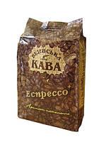 Кофе в зернах Віденська кава Espresso Plus 500 гр