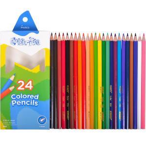 "Набор цветных карандашей 24 цв. MARCO ""Colorite"" 1100-24"