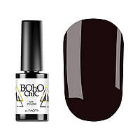 Гель-лак для ногтей Naomi Boho Chic №BC180 Плотный шоколадный (эмаль) 6 мл