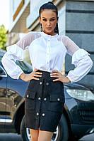 Элегантная женская блуза SV 1186, фото 1