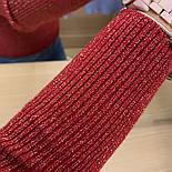 Женский стильный свитер/кофточка с молнией сверху (в расцветках), фото 5