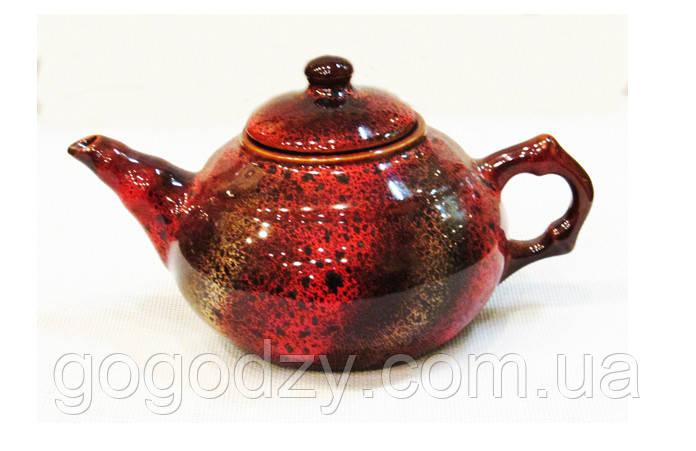 """Чайник малий, декор """"дзиґа"""""""