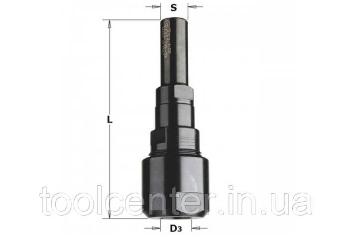 Удлинитель цанговых патронов 796.002.00 D=12 S=12, фото 2