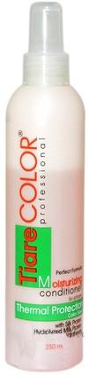 Двухфазный увлажняющий кондиционер для волос с термозащитой Tiare Color 250мл