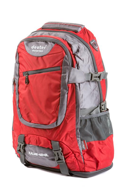Рюкзак Deuter Kalme, с накидкой от от дождя. Красный