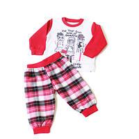 Яркая пижама для девочки