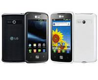 Корпус для LG Optimus Hub E510 - оригинал
