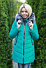 Зимняя куртка женская стильная, фото 5