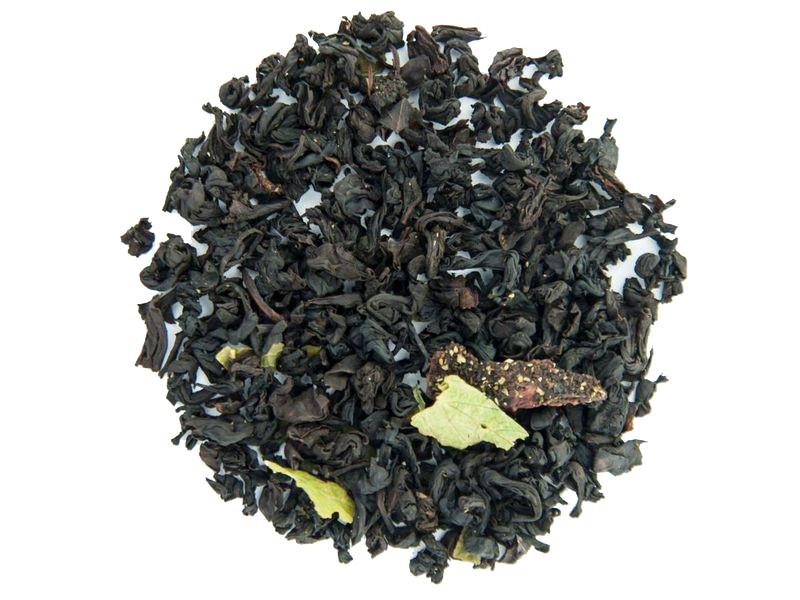 Розсипний Чай Teahouse Суниця з вершками (Зелений) 250г