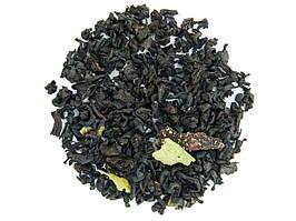 Чай рассыпной Teahouse Земляника со сливками (Зелёный) 250г