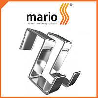 Набор навесных крючков для полотенцесушителя MARIO (комплект) 4820111354306