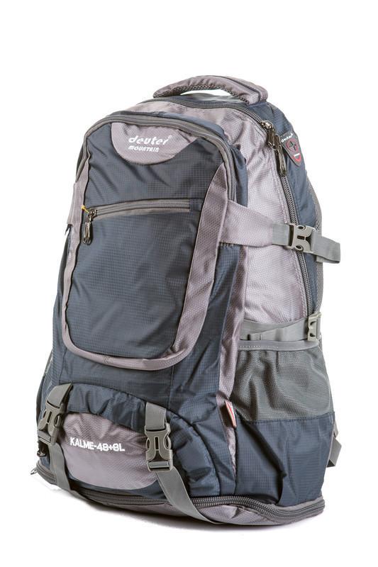 Рюкзак Deuter Kalme, с накидкой от от дождя. Черный с серым