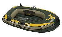Надувная лодка Intex 68345 (193х108х38 см), фото 1
