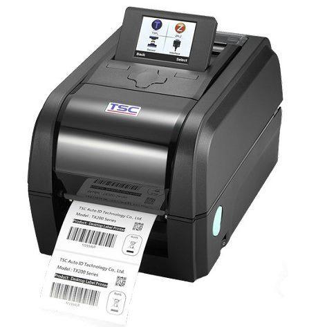 Принтер етикеток TSC TX200LCD