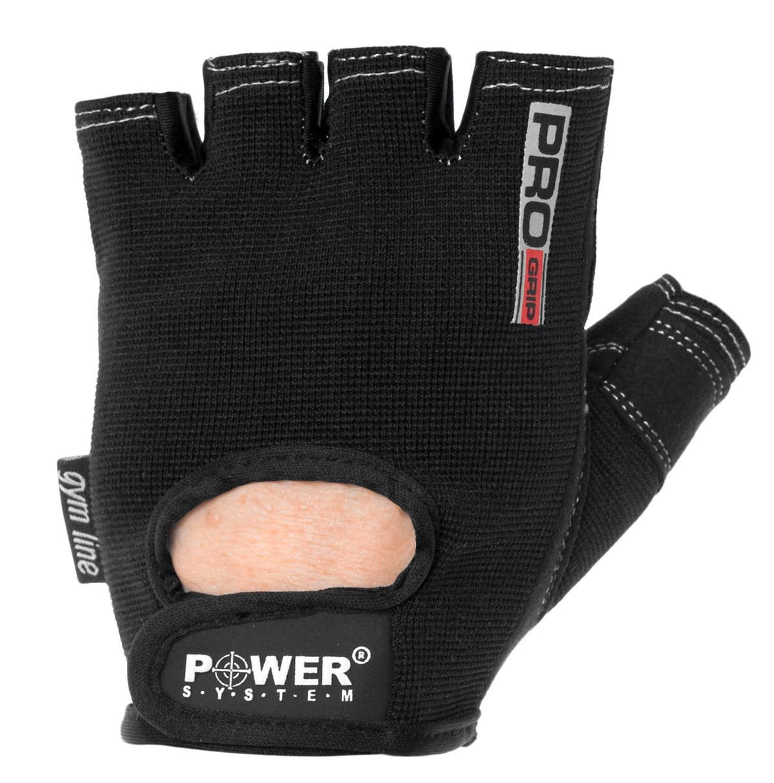 Перчатки для фитнеса и тяжелой атлетики Power System Pro Grip PS-2250 XL Black
