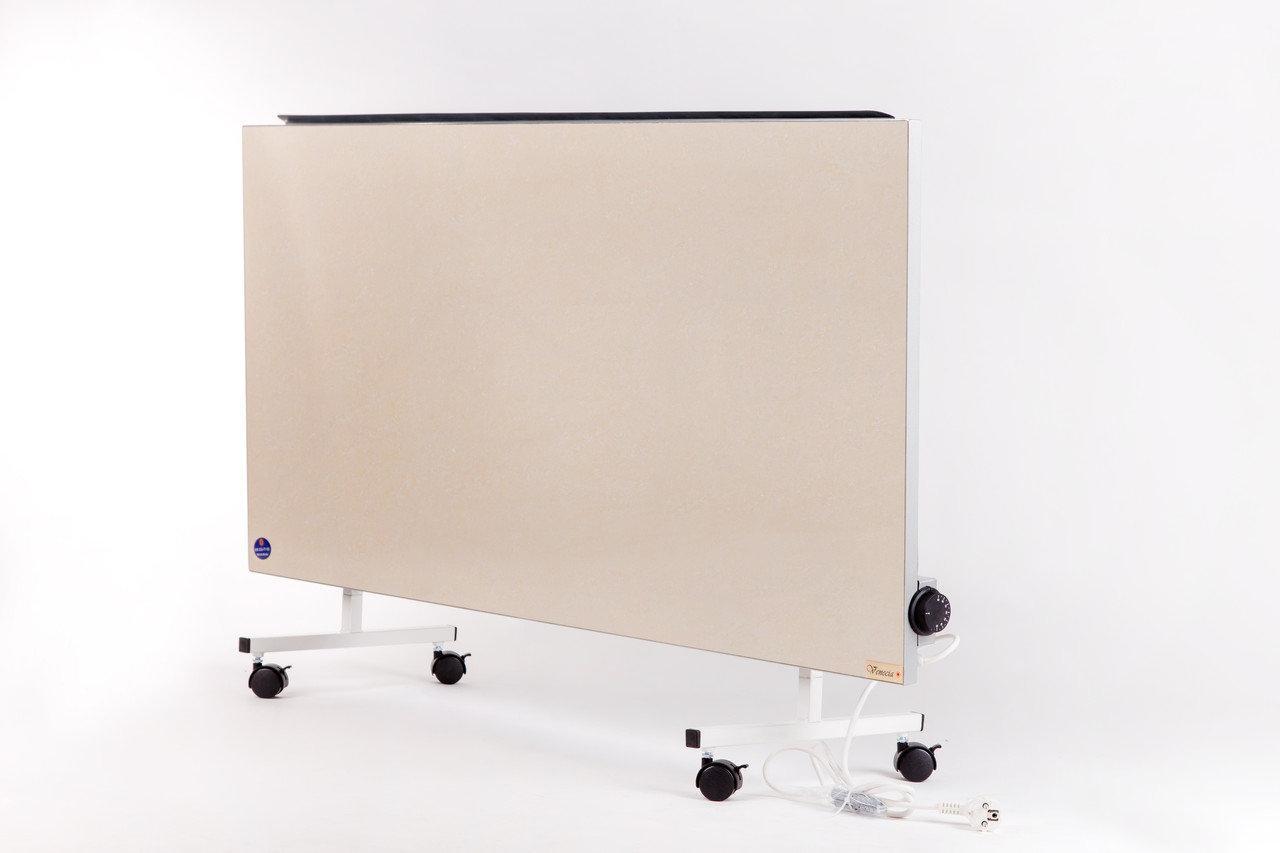 Обогреватель электрический керамический со встроенным терморегулятором 120х60см Венеция ПКИТ 750 w
