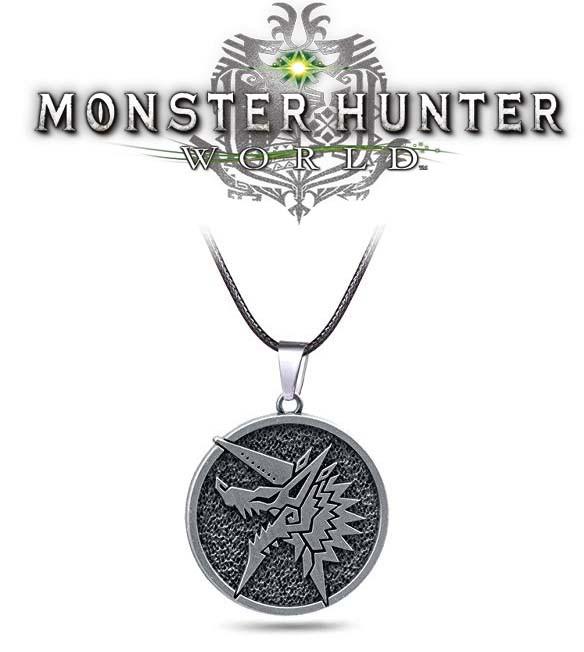 Кулон Monster Hunter