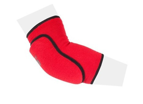 Налокотники Power System Elastic Elbow Pad PS-6004 XL Red