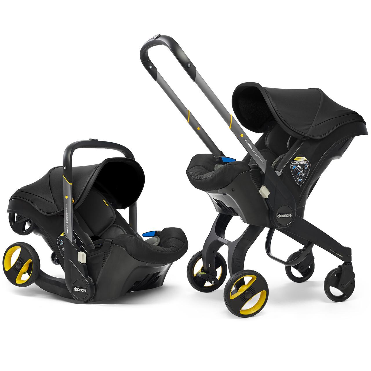 Автокресло - коляска Doona Infant Car Seat / nitro black (2019)