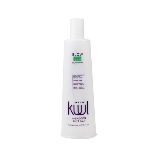 Несмываемый лосьон с шелком для секущихся кончиков волос Kuul Glow Me 300 мл