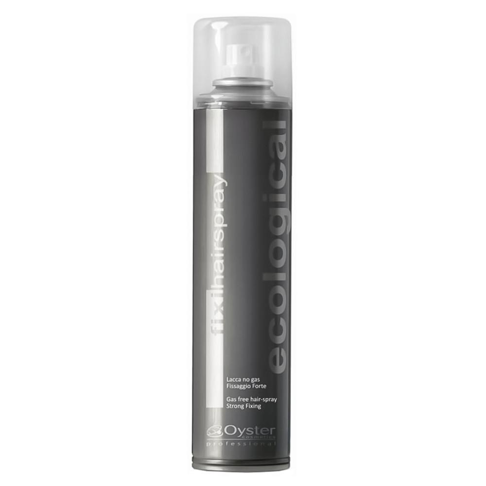 Лак для волос средней фиксации, без газа Oyster Cosmetics Fixi Hairspray 300 мл