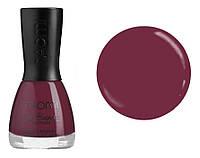 Лак для ногтей Naomi №010 Темный малиновый бордовый 12 мл