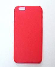 Чехол iPhone 6 красный new2, фото 2