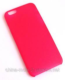 Чехол iPhone 6 красный new2