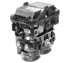 Модулятор EBS 2-х канальный
