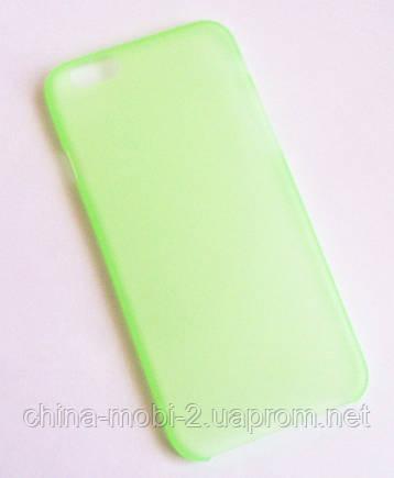 Чехол iPhone 6 зеленый, фото 2