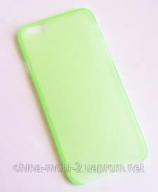 Чехол iPhone 6 зеленый new
