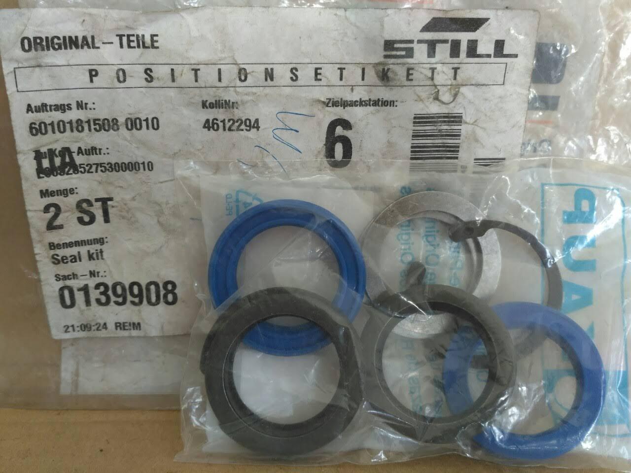 STILL 0139908 набор уплотнений/ набір ущільнень