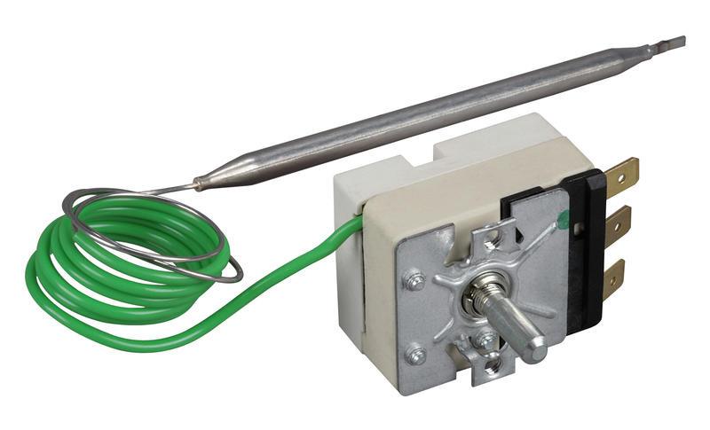 Термостат однофазный 30-90°C Z203014, 55.13219.610 для Fagor FI-48, FI-64, FI-120