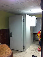 Холодильная камера из пенопласта