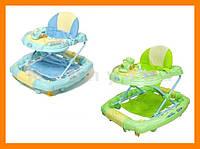 Ходунки детские | детские ходунки каталки T-443