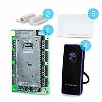 Комплект Rosslare 2 двері зчитувач/зчитувач