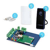 Комплект мережевого СКУД CnM Secure Gate 1 двері зчитувач/зчитувач