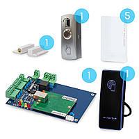 Комплект мережевого СКУД CnM Secure Gate 1 двері зчитувач/кнопка