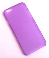 Чехол iPhone 6 фиолетовый, фото 1