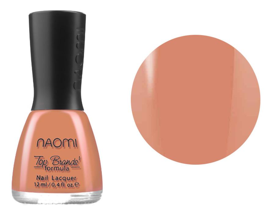 Лак для ногтей №421 Naomi 12мл