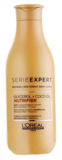Кондиционер для сухих и ломких волос L'Oreal Professionnel Nutrifier 200 мл