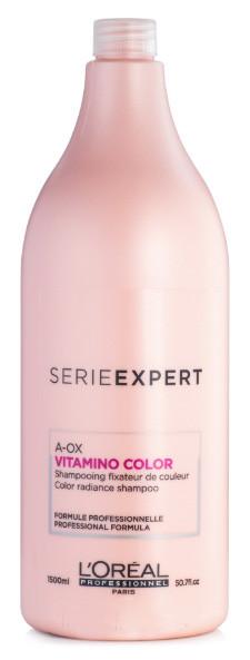 Шампунь для окрашенных волос L'Oreal Professionnel Vitamino Color 1500 мл