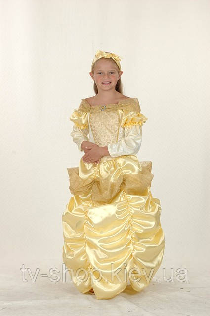 Костюм «Принцесса в золотом»